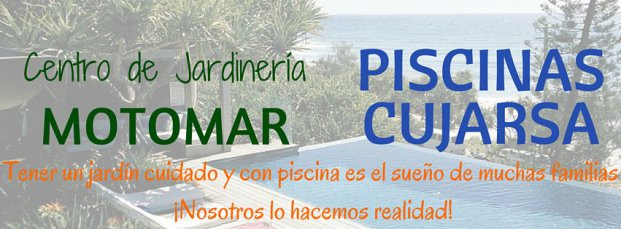 Centro de jardiner a motomar y piscinas cujarsa for Centros de jardineria barcelona
